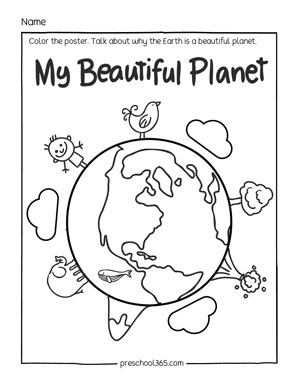 Earth Day Celebration Activities for Kindergarten and Fist ...